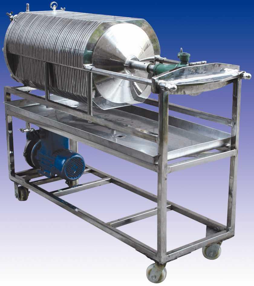 不锈钢压滤机 不锈钢过滤器 上海青上过滤设备