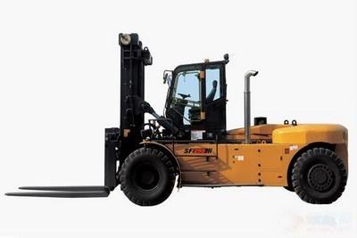 相约精彩----2012山推机械叉车新产品发布会