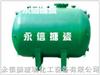 ZW-3000L卧式搪玻璃储罐-搪瓷反应罐