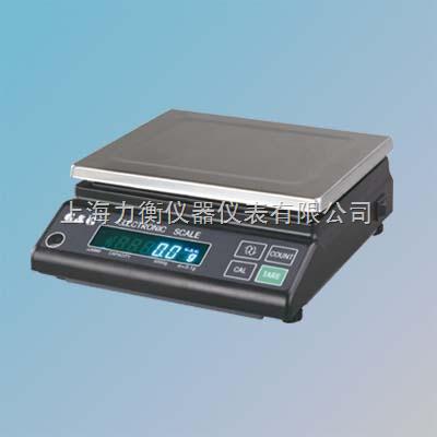 双杰JJ5000 5000g/0.1g 电子天平