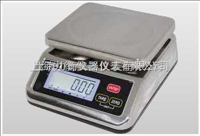 15公斤防水電子秤 不鏽鋼電子秤